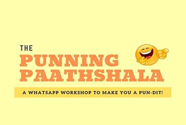 The Punning Pathshala WhatsApp workshop